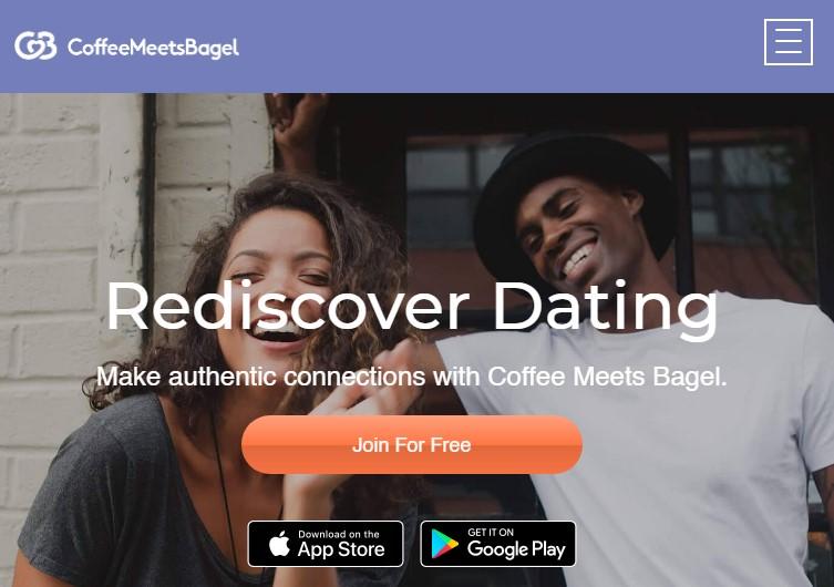 Coffee meets bagel dating